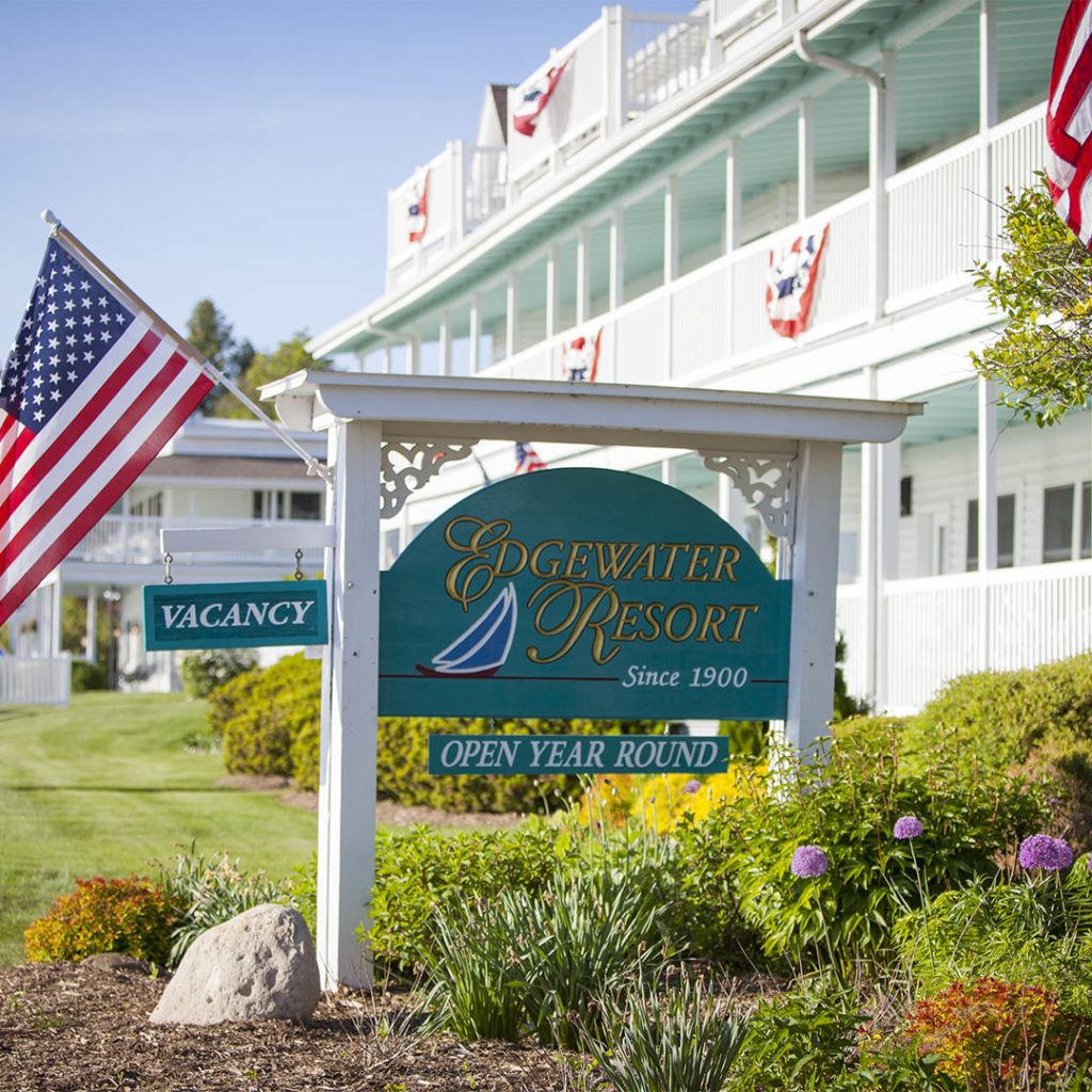 Edgewater Resort exterior